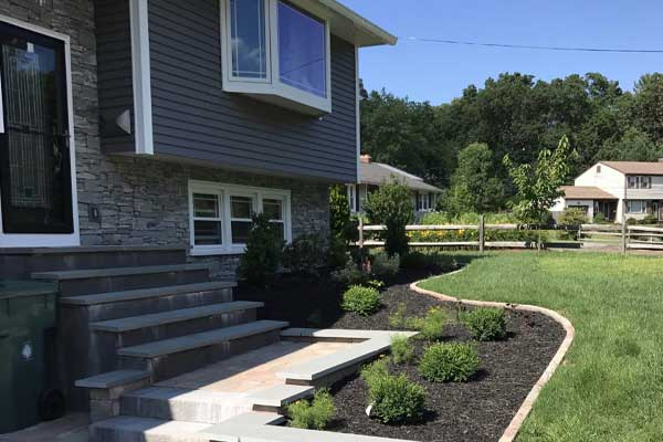 Ct Landscape Design Gotta And Sons Masonry East Hampton